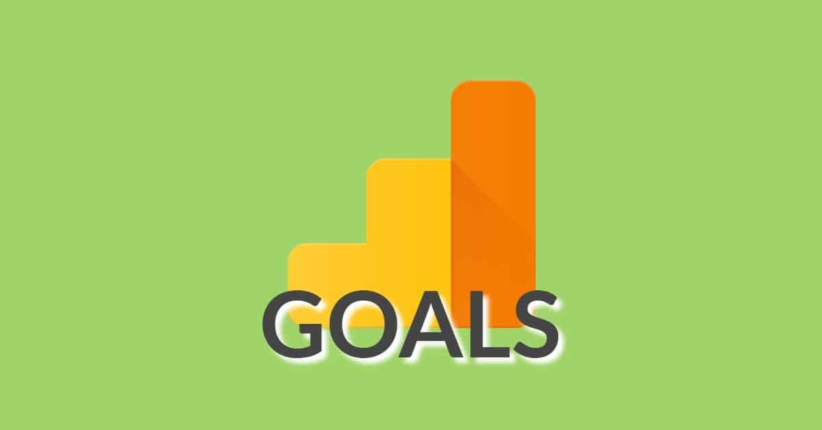 Google Analytics Goals blog featured image
