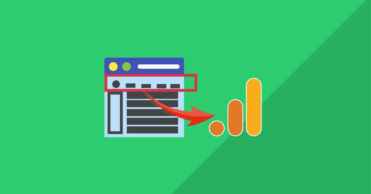How to Improve Your Website Navigation with Google Analytics blog featured image